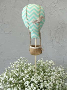Εικόνα του Διακοσμητικό βάπτισης αερόστατο