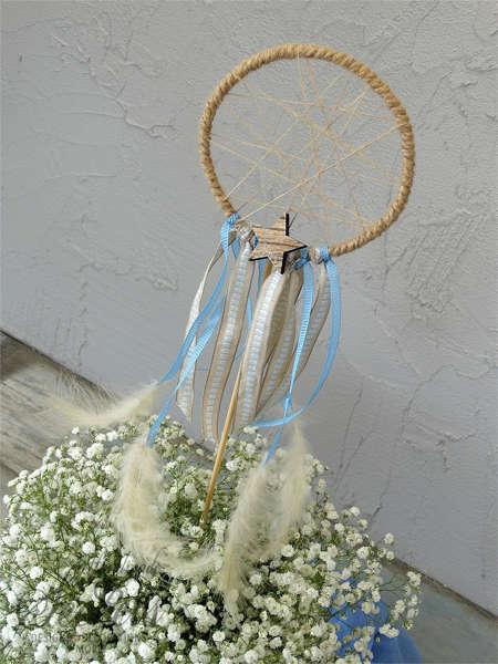Εικόνα με Διακοσμητικό βάπτισης ονειροπαγίδα