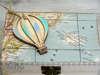 Εικόνα με Μπομπονιέρα με προσκλητήριο αερόστατο