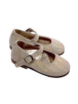 Εικόνα του ANDROMEDA GOLD βαπτιστικά παπούτσια