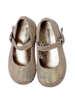 Εικόνα με ANDROMEDA GOLD βαπτιστικά παπούτσια