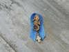 Εικόνα με Μαρτυρικό πέτου ξύλινο ιππόκαμπος