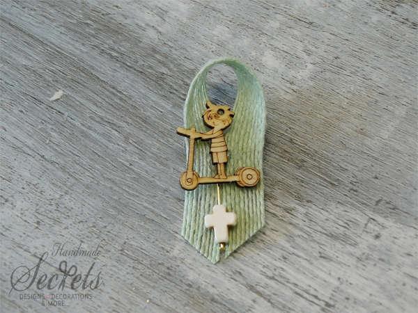 Εικόνα με Μαρτυρικό πέτου ξύλινο πατίνι