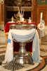 Εικόνα με Στολισμός βάπτισης με θέμα σούπερ ήρωα