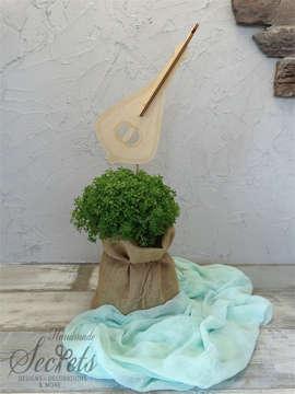 Εικόνα του Διακοσμητικό βάπτισης λύρα