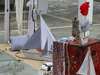 Εικόνα με Στολισμός βάπτισης με ναυτικό θέμα