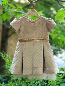 Εικόνα του REGALINA BEIGE φόρεμα
