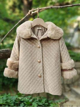 Εικόνα του REGALINA BEIGE παλτό