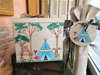 Εικόνα με Βαπτιστικό σετ ινδιάνικο με ζωάκια