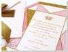 Εικόνα με Προσκλητήριο βάπτισης πριγκίπισσα