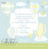 Εικόνα με Προσκλητήριο βάπτισης αερόστατο