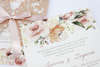 Εικόνα με Προσκλητήριο γάμου floral