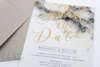 Εικόνα με Προσκλητήριο γάμου Save the Date