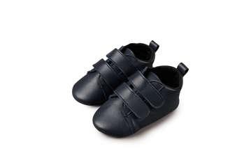 Εικόνα του Sneakers δερμάτινα BABYWALKER MI1050