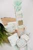 Εικόνα με Μπομπονιέρα σαπουνάκια παχύφυτα βεραμάν