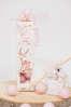 Εικόνα με Μπομπονιέρα σαπουνάκια ζώα του δάσους κορίτσι