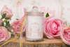 Εικόνα με Μπομπονιέρα κερί λάμα κορίτσι