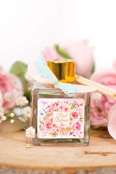 Εικόνα με Μπομπονιέρα αρωματικό COCONUT roses