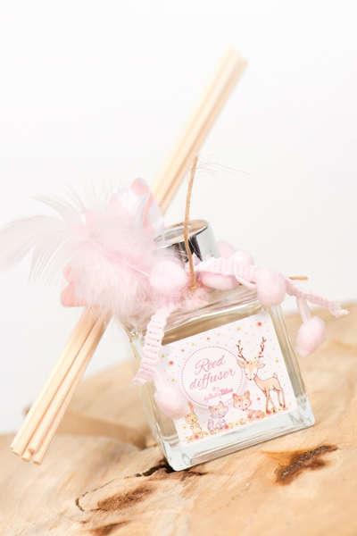 Εικόνα με Μπομπονιέρα αρωματικό Coconut & Vanilia