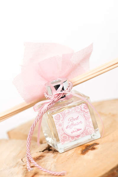 Εικόνα με Μπομπονιέρα αρωματικό Elegant Pink