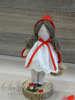 Εικόνα με Λαμπάδα πασχαλινή κοκκινοσκουφίτσα