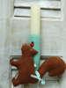 Εικόνα με Λαμπάδα πασχαλινή σκιουράκι