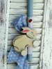 Εικόνα με Λαμπάδα πασχαλινή λαγουδάκι