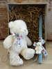 Εικόνα με Πασχαλινή λαμπάδα αρκουδάκι