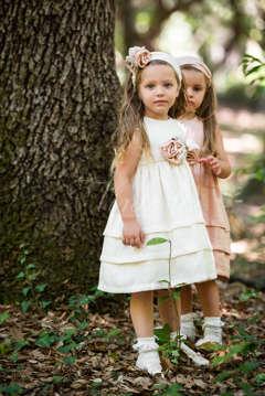 Εικόνα του Vinte Li Φόρεμα Βάπτισης 4807