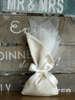 Εικόνα με Μπομπονιέρα γάμου μεταξωτή