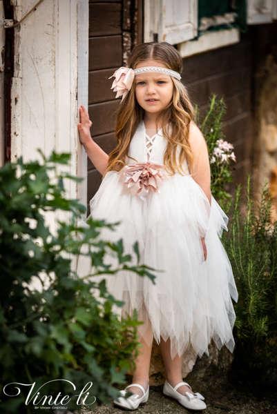 Εικόνα με Vinte Li Φόρεμα Βάπτισης 2901