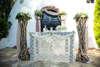 Εικόνα με Στολισμός βάπτισης και γάμου με ρομαντικές πινελιές.