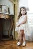 Εικόνα με Βαπτιστικό φόρεμα Bambolino Elpida 9105