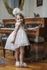Εικόνα με Βαπτιστικό φόρεμα Bambolino Lenia 9110