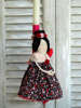 Εικόνα με Πασχαλινή λαμπάδα κούκλα Frida Kahlo