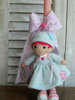 Εικόνα με Πασχαλινή λαμπάδα κούκλα