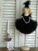 Εικόνα με Λαμπάδα πασχαλινή black swan