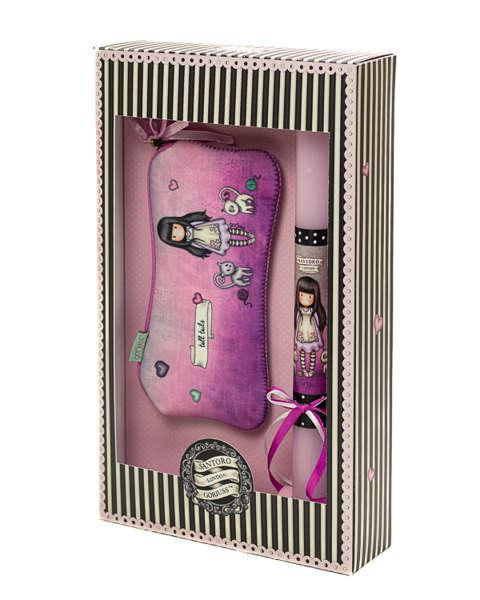 Πασχαλινή λαμπάδα για κορίτσια SANTORO GORJUSS 271TT – 80005 Στην τιμή συμπεριλαμβάνεται κασετίνα, λαμπάδα, κουτί & συσκευασία δώρου.