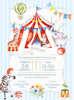 prosklitirio-vaptisis-vintage-circus