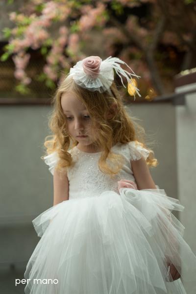 Εικόνα με Βαπτιστικό φόρεμα permano 2080