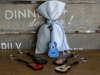 Εικόνα με Μπομπονιέρα πουγκί με κλασσική κιθάρα