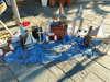 Εικόνα με Στολισμός βάπτισης με navy θέμα