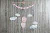 Εικόνα με Baby Mobile κοριτσάκι μπαλόνια