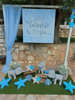 Εικόνα με Στολισμός Βάπτισης Για Δίδυμα με ελεφαντάκια