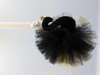 Εικόνα με Λαμπάδα πασχαλινή μαύρος κύκνος