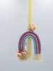 Εικόνα με Λαμπάδα πασχαλινή rainbow
