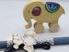 Εικόνα με Πασχαλινή λαμπάδα ελεφαντάκι