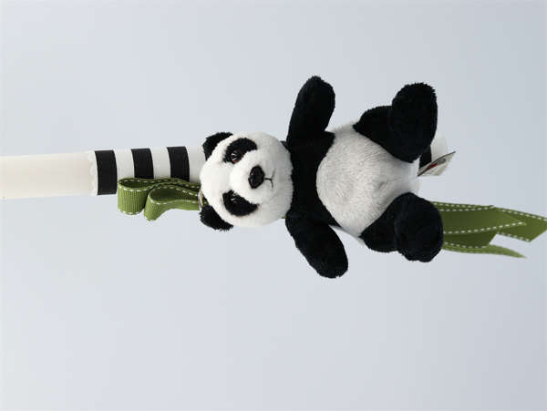 λαμπάδες πασχαλινές με panda