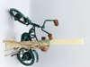 Εικόνα με Πασχαλινή λαμπάδα μεταλλικό ποδήλατο