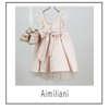 Εικόνα με Βαπτιστικό φόρεμα Bambolino Aimiliani 9317